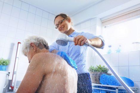 Egészségügyi zuhanyszűrő standard start szett