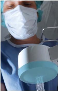 Egészségügyi vízcsap szűrő mosdó sterilezett start szett